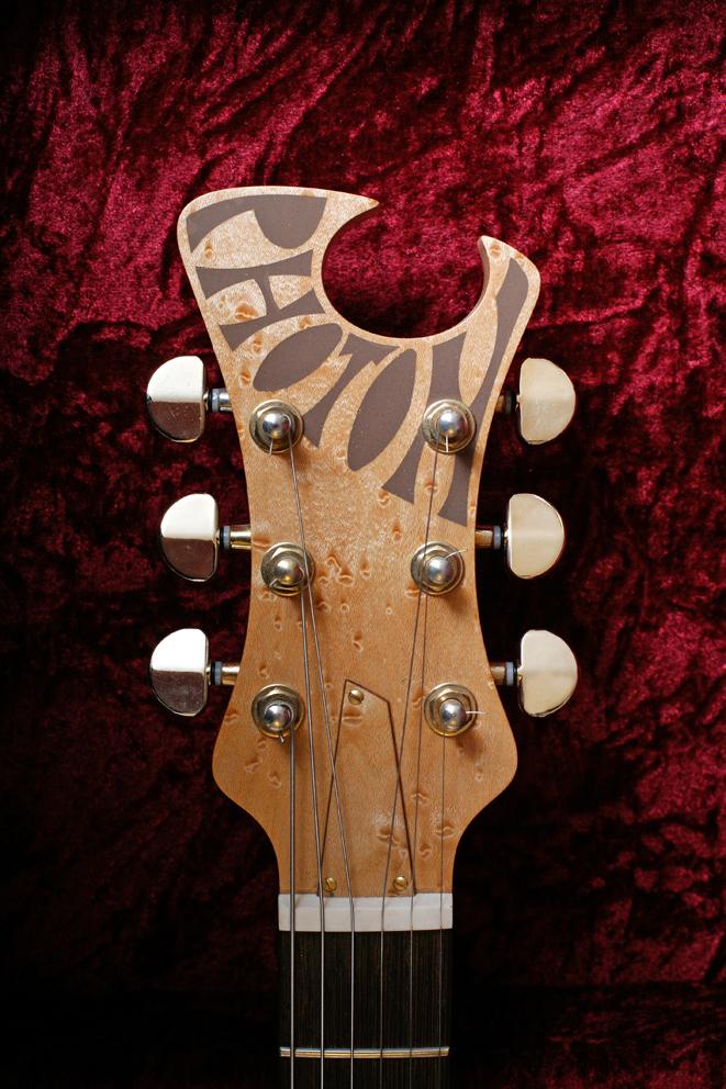 Reiter Gitarren werkstatt